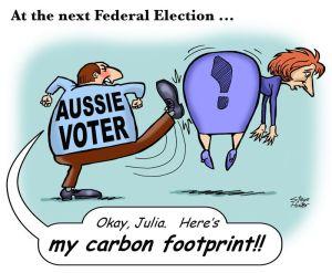carbon tax footprint