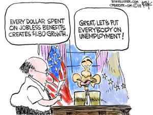 extend unemp benefits