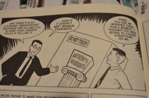 Gruber Comic