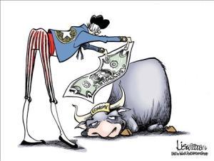 stimulus-bull