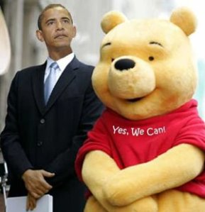 Funny-Obama-Photo-With-Bear