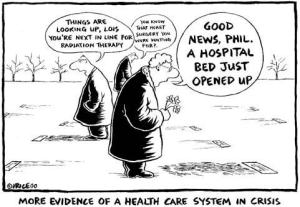 HealthCareCrisis