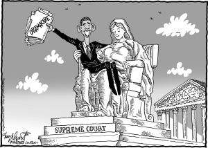 ACA Supremes cartoon