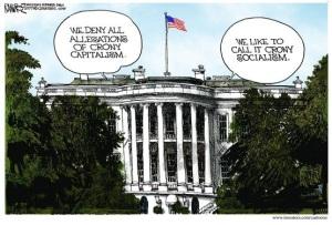 Cronyism cartoon