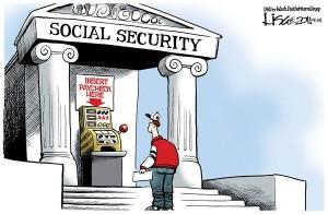 social-security slot