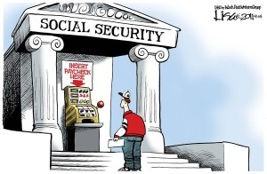 social-security slot
