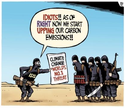 Afbeeldingsresultaat voor green climate hysteria