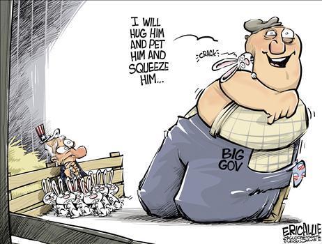 big-govt compassion