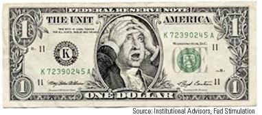 Dollar Cartoon
