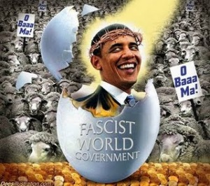 Obamas - fascist world government