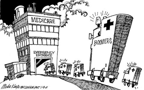 Boomers and Medicare