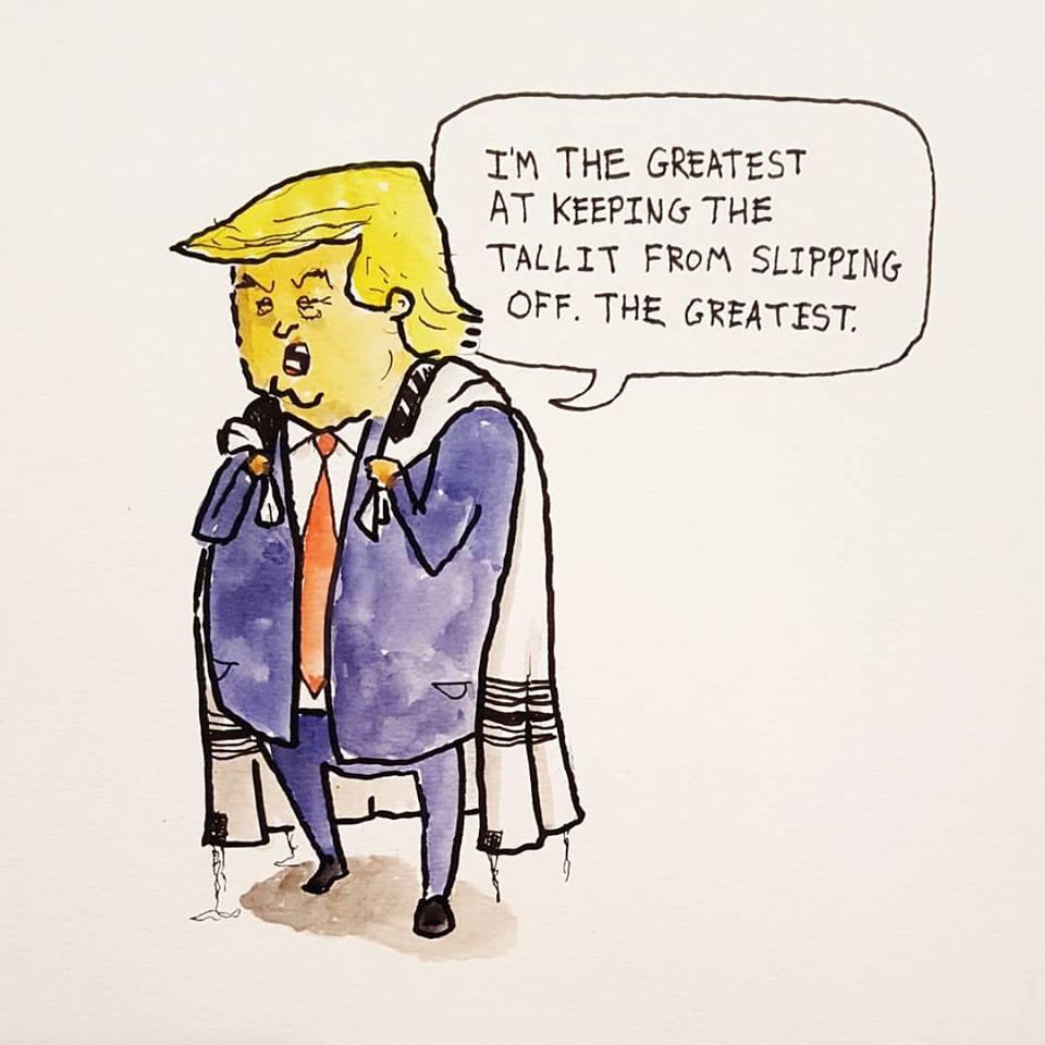 trump-tallit