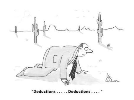 deductions desert