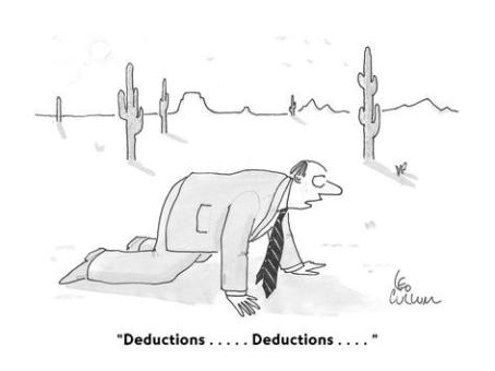 deductions desert